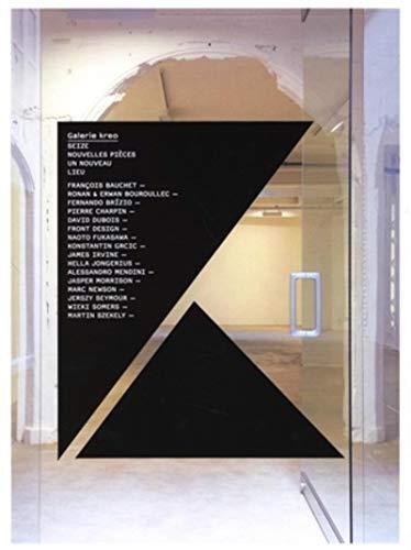 Galerie Kreo : Seize nouvelles pièces, un nouveau lieu