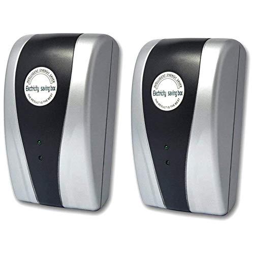 2-teilige Energiespar-Energiesparbox 90V-250V 30KW, Mini-Energiespargerät für den Büromarkt im Haushalt - Gleichgewicht Die Stromquelle stabilisiert Sich