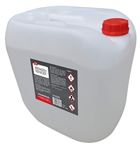 SDV Chemie Bremsenreiniger 2X 30L Schnellentfetter Teilereiniger Montagereiniger 60 Liter
