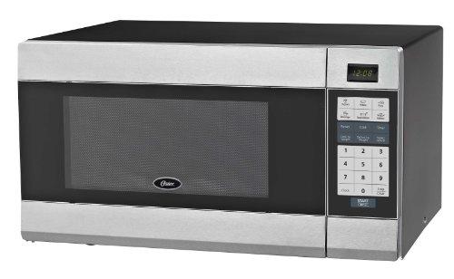 Oster OGZB1101 1.1 Cubic Feet Digital Microwave Oven, Black