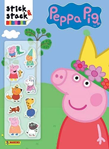 Peppa Pig. Stick & stack (nº249)