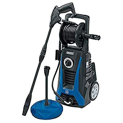 Draper 83414 Pressure Washer - Black/ by Draper