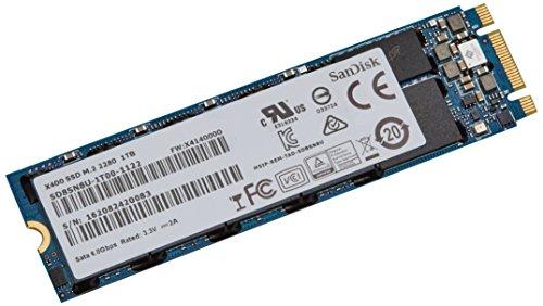 SANDISK X400 SSD M.2 2280 1TB Intern SATA 6Gb/s TLC