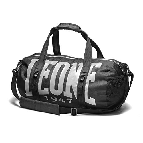 Leone 1947 LIGHT BAG Tote da palestra, 45 cm, 30 liters, Nero (Noir)