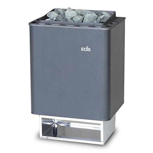 Eos Basic Saunaofen Wandofen Thermat 7,5 kW anthrazit perleffekt 94.5481