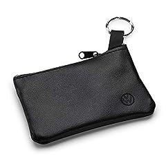 Volkswagen 000087402D Etui Leder Schlüsselanhänger