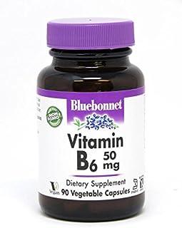 Vitamin B6 50 Milligrams 90 Capsules