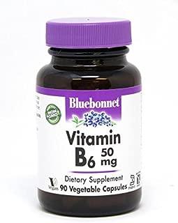 BLUEBONNET Nutrition Vitamin B6 50 mg