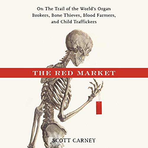 The Red Market  By  cover art