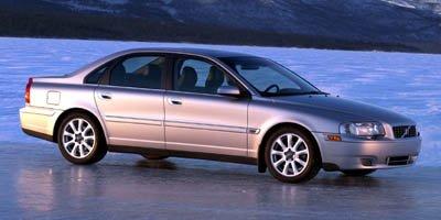 2005 Volvo S80, 4-Door Sedan 2.5L Turbo ...