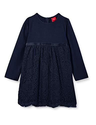 s.Oliver Junior Baby-Mädchen 405.10.011.20.200.2062156 Kleid für besondere Anlässe, 5952, 92