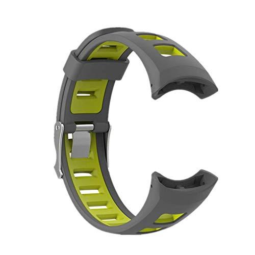 Meiruo uomo braccialetti di cinturino di ricambio per Suunto Quest/Suunto M-Series/Suunto M1/Suunto m2/Suunto M4/Suunto M5, Colour 4