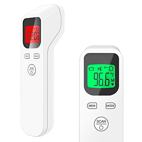 ULBRE Forehead Thermometer for Adults and Kids, No...
