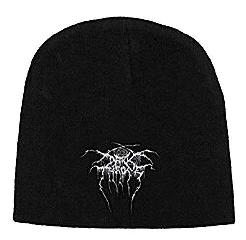 Official Merchandise Beanie Hat - Darkthrone - Logo