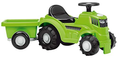Ecoiffier - Traktoren & Anhänger in Grün, Schwarz