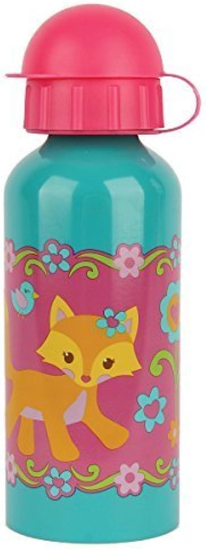 Stephen Joseph Fox Fox Fox Stainless Steel Water Bottle, MultiFarbe by Stephen Joseph B017ZAPS1I | Eine Große Vielfalt An Modelle 2019 Neue  975007