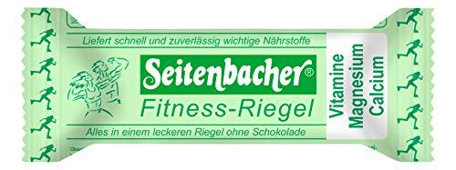Seitenbacher Fitness Riegel, 12er Pack (12 x 50 g)