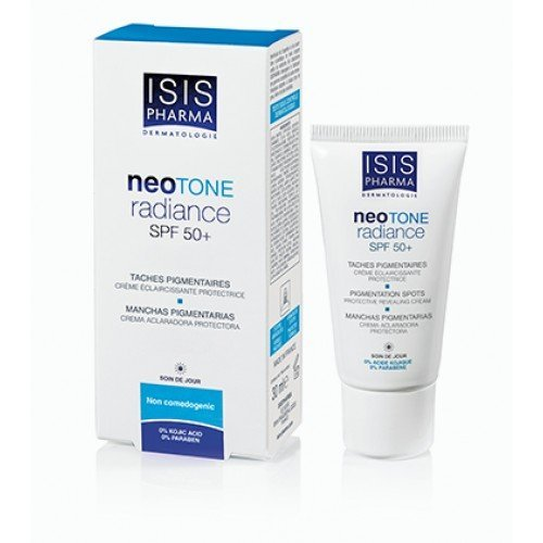 Isis Pharma Neotone Radiance Whitening Cream Spf 50+ 30ml Good for You by Isis