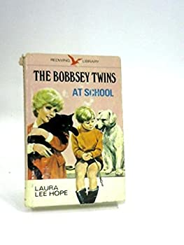 Hardcover the bobbsey twins at school Book