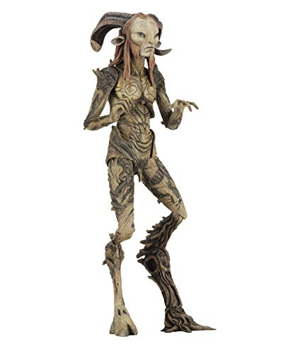 NECA-El Laberinto Figura Signature Collection Fauno, Multicolor (NECA33153) 3