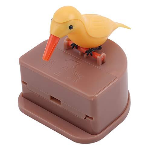 Daylyric Bird Toothpick Dispenser Automatischer Specht-Zahnstocherhalter Niedliche Tischdekoration,Style3