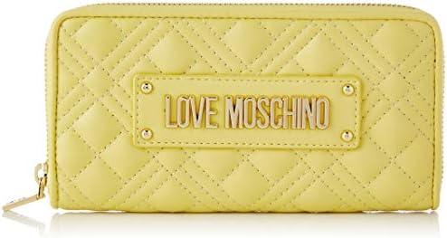 Love Moschino Precolección Ss21 | Cartera de mujer, normal Amarillo Size: Normal
