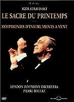 Boulez Conducts Stravinsky [DVD] [Import]