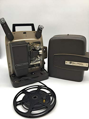 Bell and Howell Super 8MM Movie Projector