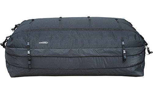 Let's Go Aero HCR635 GearCage Cargo Bag (GearBag-6 6ft x 32in x 26in Expandable for GearCage 6 Racks), Black, x-Large