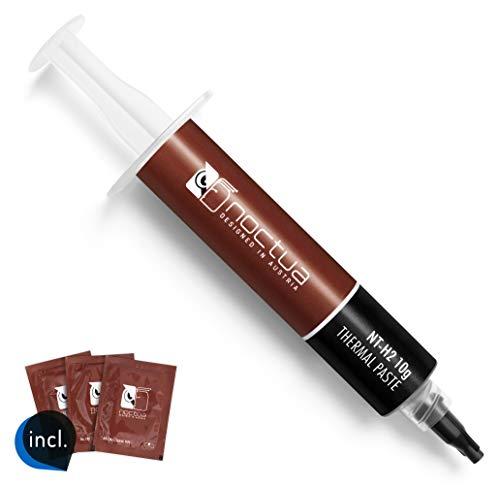 Noctua NT-H2 10g, Premium Wärmeleitpaste inkl. 10 Reinigungstücher (10g)