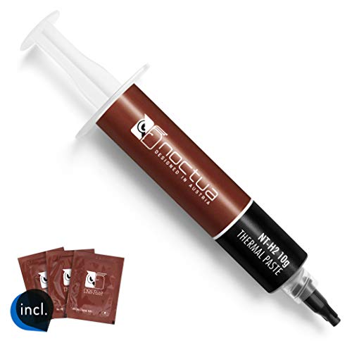 Noctua NT-H2 10g, Pro-Grade Thermal Compound Paste incl. 10 Cleaning Wipes (10g)