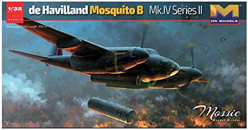 HK MODELS 1/32 de Havilland Mosquito B Mk.VI Series II #01E15