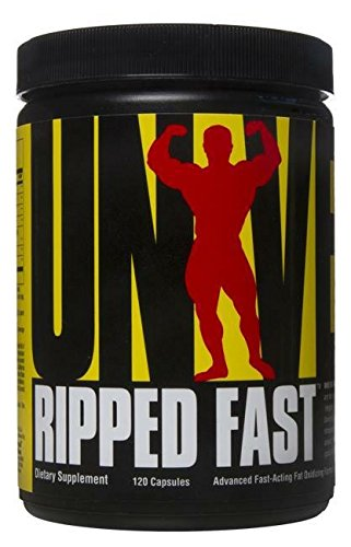 Universal Nutrition Ripped Fast Capsules Pack of 120