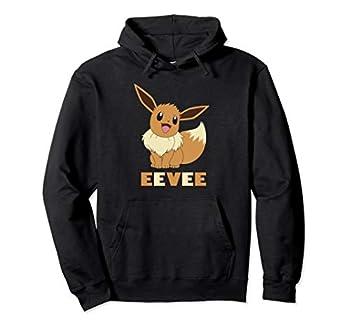 Pokemon Eevee Pullover Hoodie