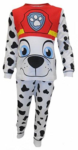 Paw Patrol Pijamas para niños 'Marshall' de 18-24 meses (92 cm)