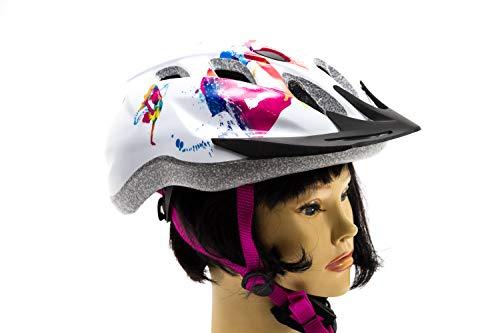 Fischer Fahrradhelm Radhelm Schutzhelm Sturzhelm Erwachsenenfahrradhelm Erwachsenenhelm Bike Helm