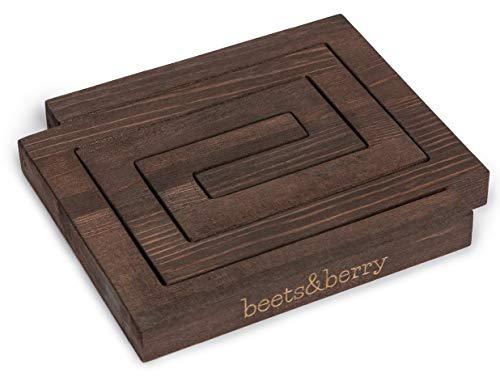 Top 10 Best Trivets Set Wood Comparison