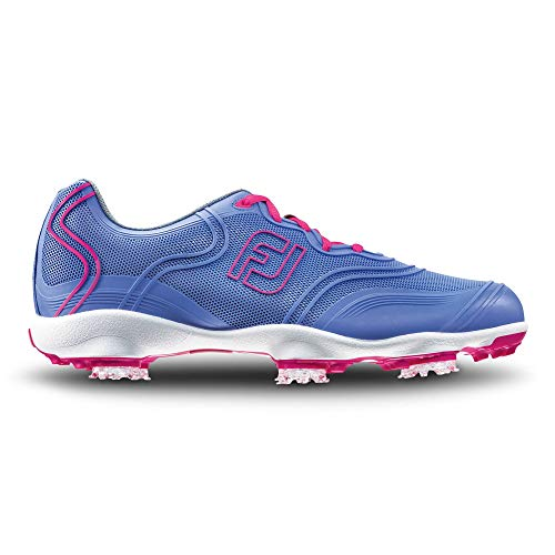 Footjoy Herren Fj Aspire-Previous Season Style Golfschuhe, Violett (Periwinkle), 37 EU