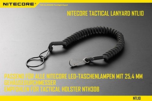 Nitecore Tactical Lanyard Ntl10