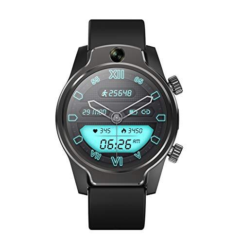 WEINANA 4G Card Dual Kamera Smart Watch IP68 wasserdichte Schwimmherzfrequenz 1360 Big Battery Smart Watch Volle Netcom Smart Call Uhr