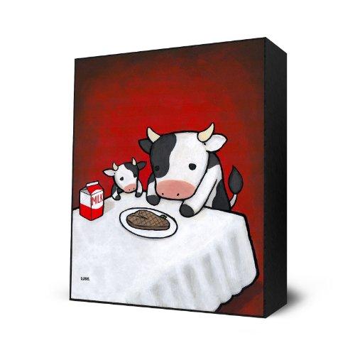 Revenge is A Dish (Cow)