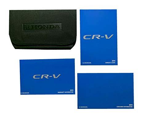 2019 Honda CR-V CRV Owners Manual 19