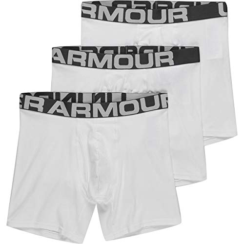 Under Armour Charged Cotton 6in Underwear - 3-Pack - Men