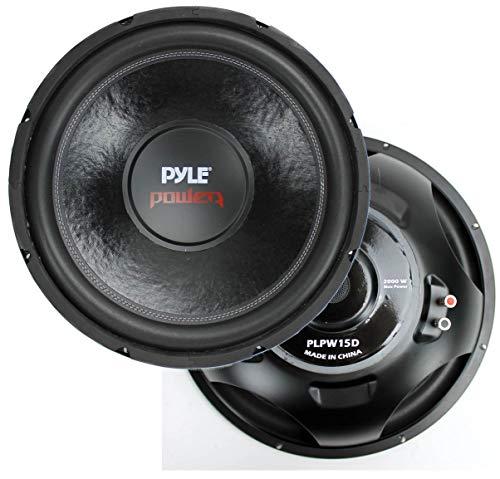 Pyle PLPW15D - Sub Woofer subwoofer da 15