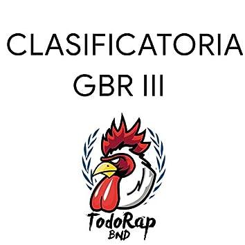 Clasificatoria GBR III