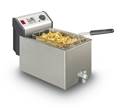 Professionelle Fritteuse einem Kugelkran - 8L - 3300W