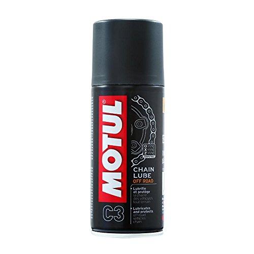 MOTUL - 106346 74 : Grasa lubricante aceite lubricante cadena C3 CHAIN LUBE OFF ROAD 0,1L