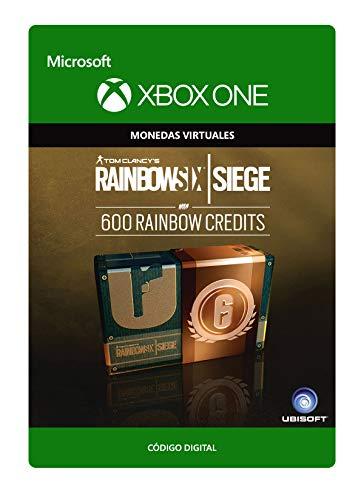 Tom Clancy's Rainbow Six Siege Currency pack 600 Rainbow credits | Xbox One - Código de descarga