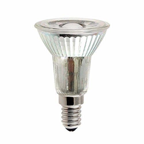 LED Leuchtmittel Glas Reflektor PAR16 5W = 40W E14 420lm JDR warmweiß 2700K Retrofit flood 38° (1 Stück)