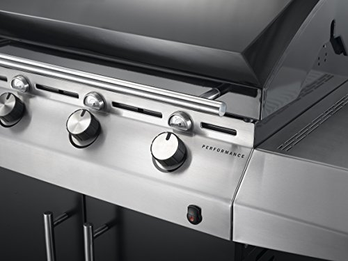 Char-Broil Performance Series T36G5 B - 3 Burner Gas Barbecue Grill with TRU-Infrared technology